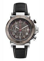 Gc Watches Gc-1 Class X90004G5S - Horloge - 44 mm - Zwart