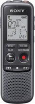 Sony ICD-PX240 digitale voicerecorder- 4GB - Donkergrijs