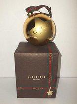 Gucci Parfums kerstbal - ster - goudkleurig -  12 cm diameter
