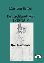 Biedermeier - Deutschland von 1815-1847