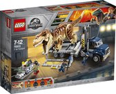 LEGO Jurassic World T-Rex Transport - 75933