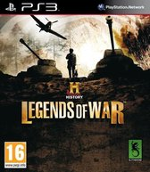 History : Legends of War- Patton