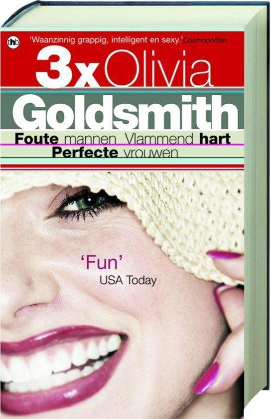3X Olivia Goldsmith - Olivia Goldsmith |