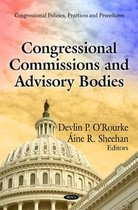 Congressional Commissions & Advisory Bodies