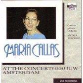 Maria Callas at the Concertgebouw Amsterdam
