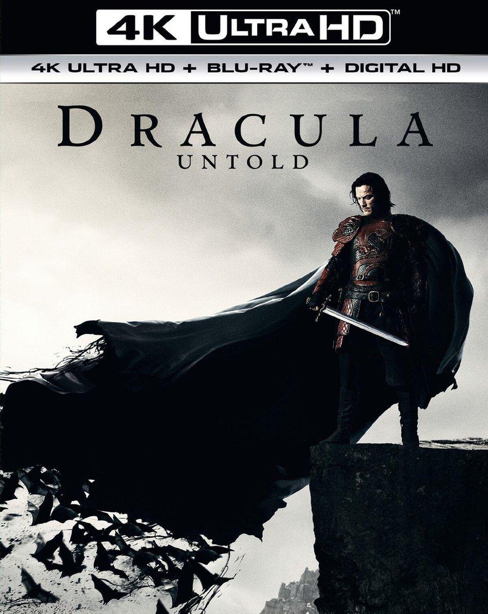 Dracula Untold (4K Ultra HD Blu-ray)-
