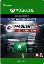 Madden NFL 18 - 12.000 Madden Ultimate Team Punten - Xbox One