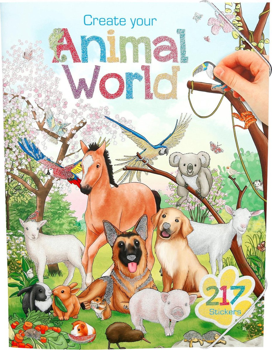 Create Your Animal World - Depesche