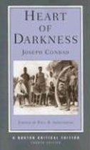 Boek cover Heart of Darkness van Joseph Conrad