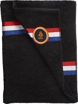 KNVB Goal towel Black 70x140