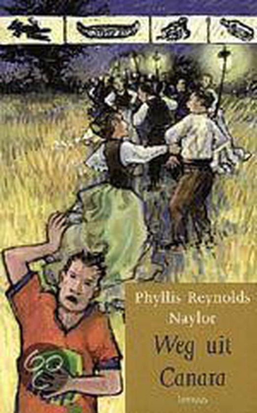 Weg Uit Canara - Phyllis Reynolds Naylor |