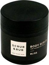 Scrub&rub body scrub bliss 350 gr