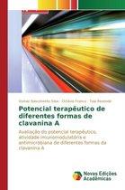 Potencial Terapeutico de Diferentes Formas de Clavanina a