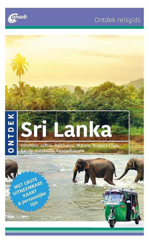 ANWB Ontdek reisgids - Sri Lanka - Martin H. Petrich   Fthsonline.com