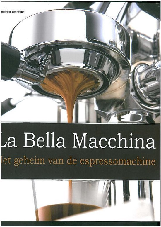 La Bella Macchina - Dimitrios Tsantidis | Fthsonline.com