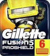 Gillette Fusion5 Proshield - 6 stuks - Scheermesjes