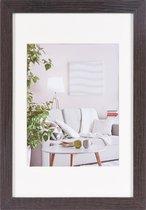 Fotolijst - Henzo - Modern - Fotomaat 20x30 - Donkerbruin
