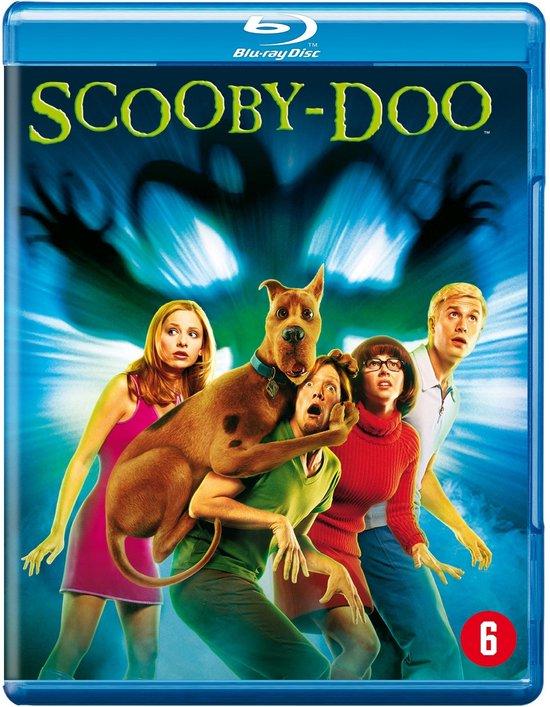 Cover van de film 'Scooby-Doo'
