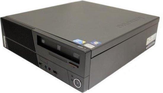 Lenovo Thinkcentre M71e Desktop (Refurbished) - Intel Dual Core G620 - 4GB - Windows 10 - Lenovo