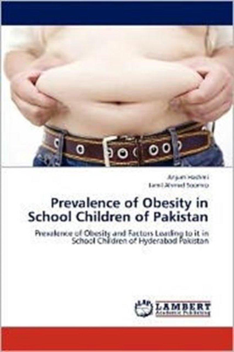 Prevalence of Obesity in School Children of Pakistan