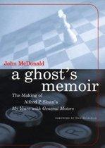Omslag A Ghost's Memoir