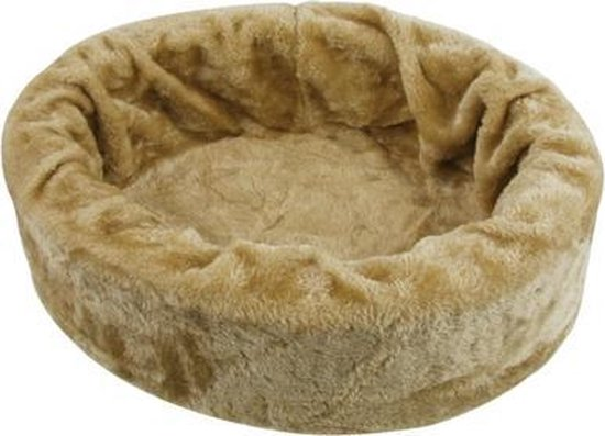 Petcomfort Hondenmand/Kattenmand - Beige - 56 x 50 x 15 cm