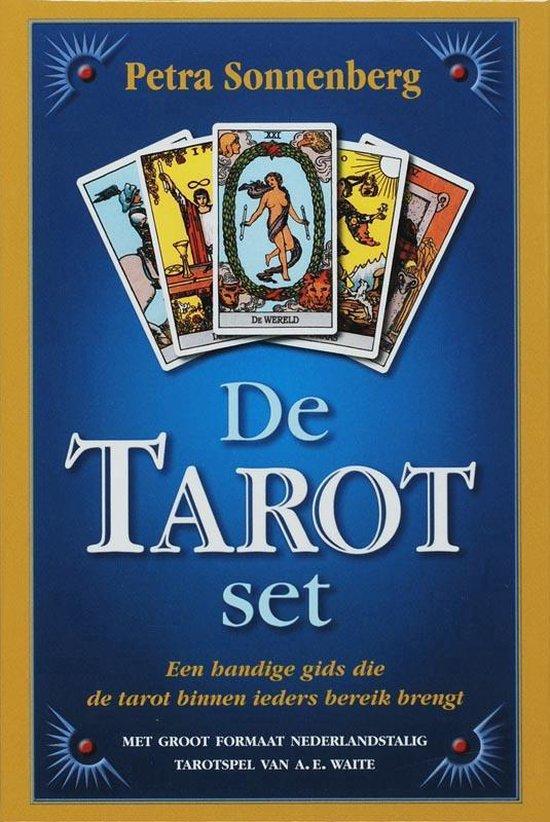 De Tarot set 78 kaarten in doos - Petra Sonnenberg   Fthsonline.com