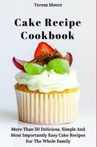 Cake Recipe Cookbook