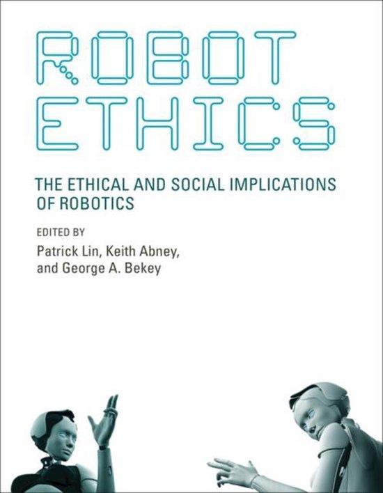 Boek cover Robot Ethics van Patrick Lin (Paperback)