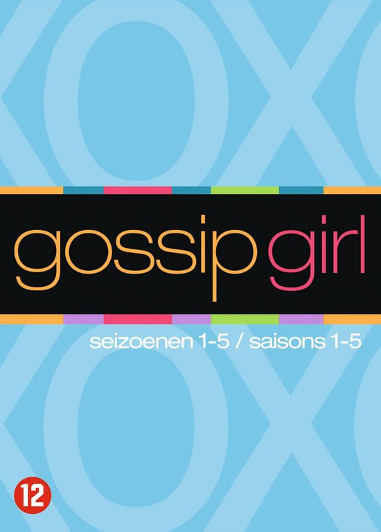GOSSIP GIRL seizoen 1t/m 5