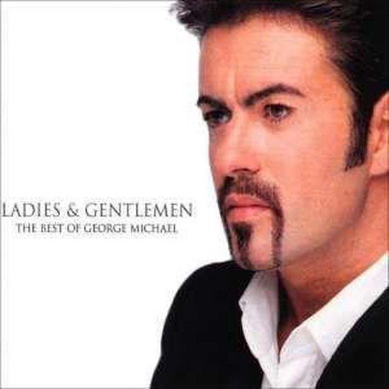 CD cover van Ladies & Gentlemen: The Best of George Michael van George Michael