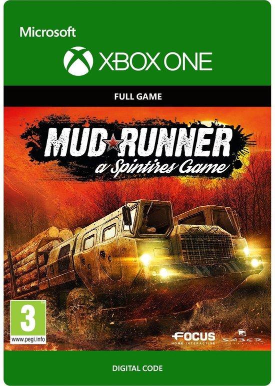 Spintires: MudRunner – Xbox One Download