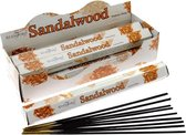 Stamford Wierook - Sandelhout -20 stokjes per doosje