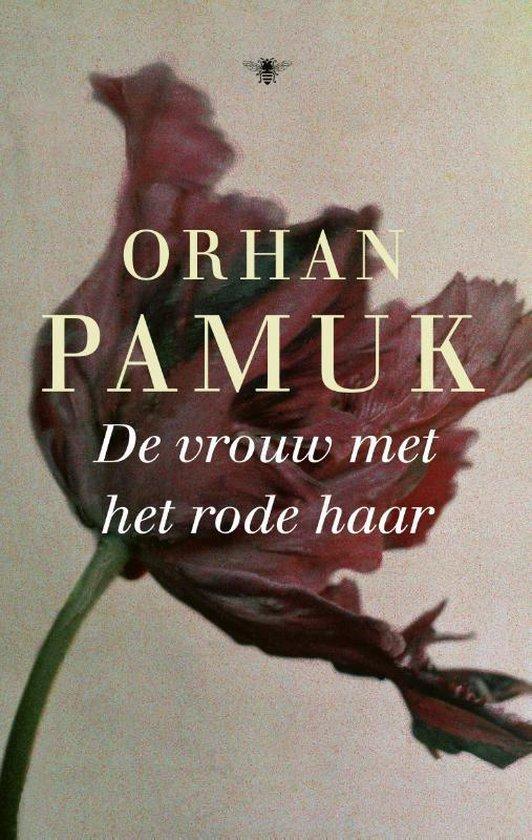 De vrouw met het rode haar - Orhan Pamuk |