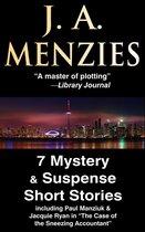 Omslag 7 Mystery & Suspense Short Stories