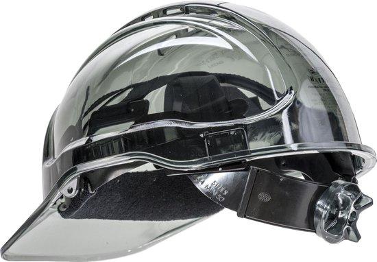 Portwest Veiligheidshelm Transparant Smoke - PV60
