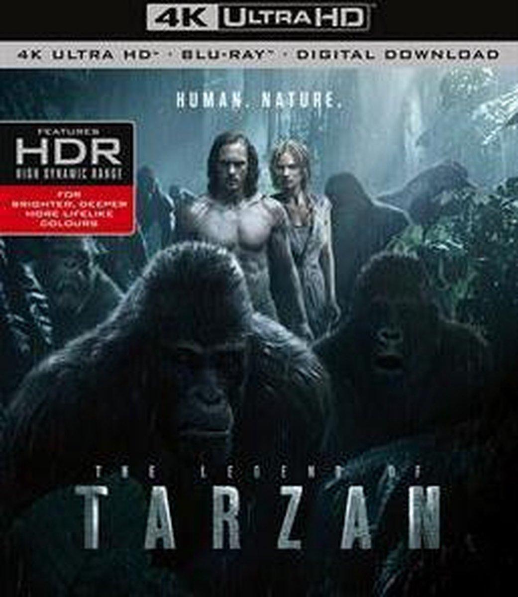 Legend Of Tarzan (4K Ultra HD Blu-ray) (Import)-