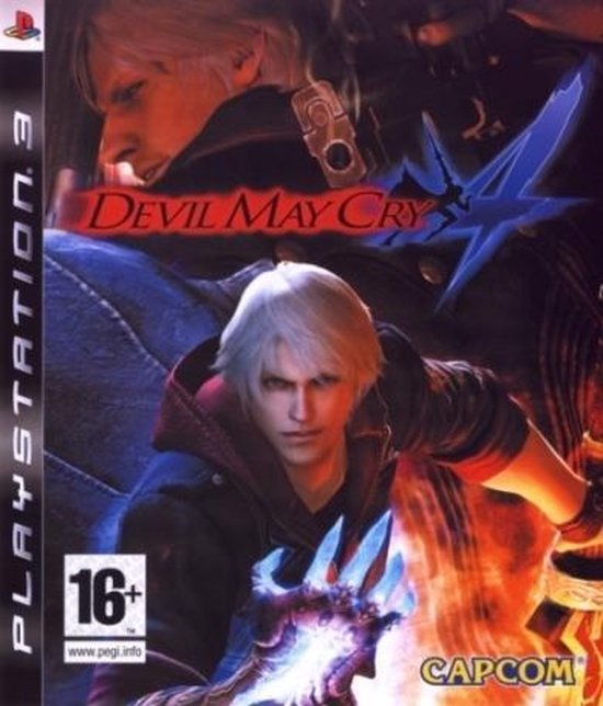 Devil May Cry 4 – PS3