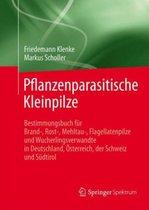 Boek cover Pflanzenparasitische Kleinpilze van Friedemann Klenke (Hardcover)