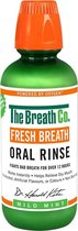 The Breath Co Mondwater - Mild Mint