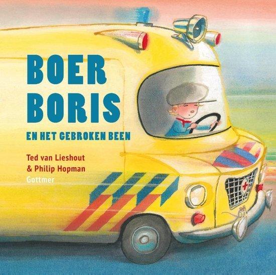 Afbeelding van Boer Boris en het gebroken been