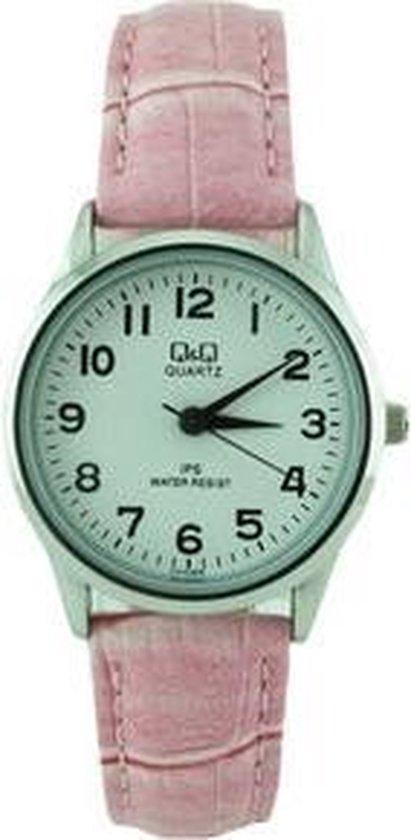 Dames horloge roos -van het merk Q&Q -C215J808Y