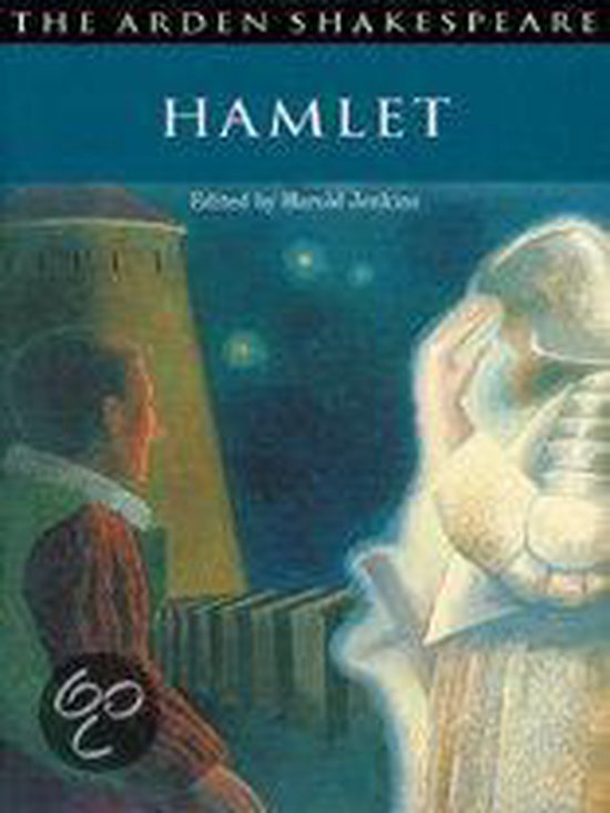 Boek cover Hamlet van William Shakespeare (Paperback)