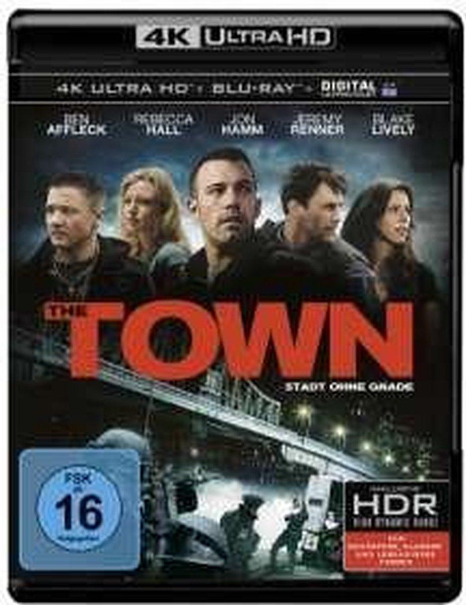 The Town (2010) (Ultra HD Blu-ray & Blu-ray)-