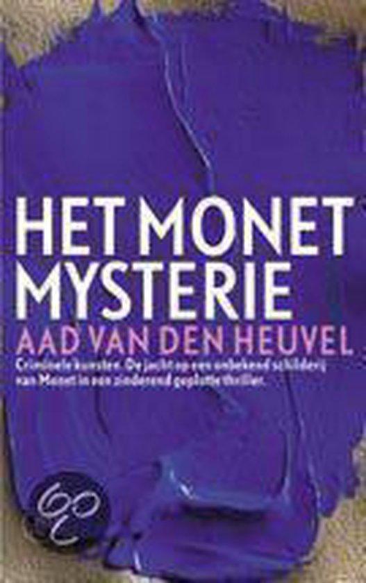 Het Monet-Mysterie - Aad van den Heuvel |