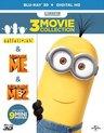 Minions/Despicable Me 1 & 2 (Blu-ray)