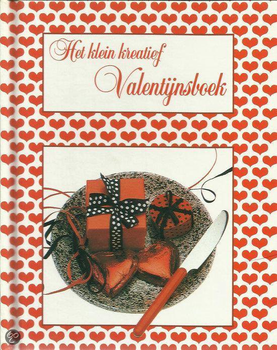 Klein kreatief valentynsboek - Auteur Onbekend |