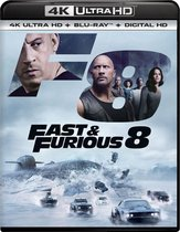 Fast & Furious 8 - The Fate of the Furious (4K Ultra HD Blu-ray)