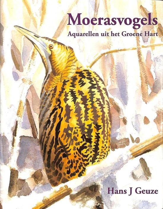 Moerasvogels Aquarellen uit het Groene Hart - J.J. Geuze   Fthsonline.com