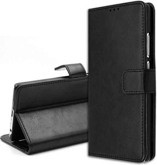 LG X Screen Wallet  book case hoesje cover -Zwart